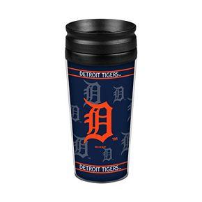 Boelter Detroit Tigers Travel Tumbler Set