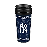 Boelter New York Yankees Travel Tumbler Set
