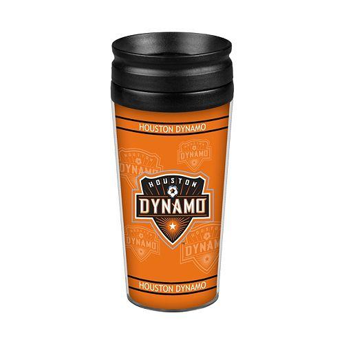 Boelter Houston Dynamo Travel Tumbler Set