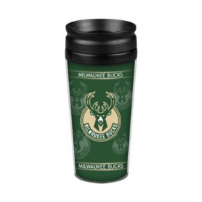 Boelter Milwaukee Bucks Travel Tumbler Set