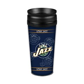 Boelter Utah Jazz Travel Tumbler Set