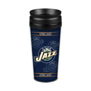 Boelter Utah Jazz Travel Tumbler Set