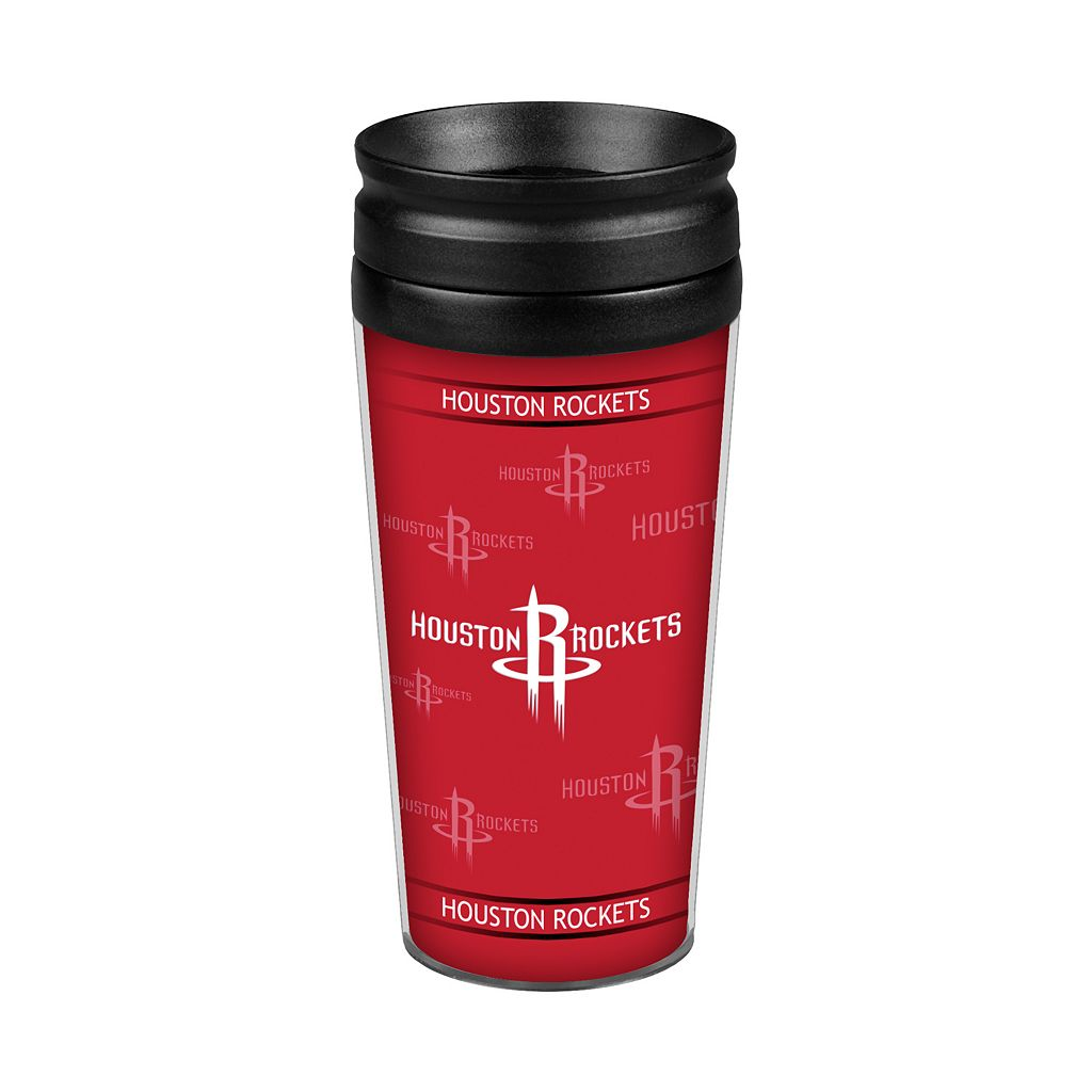Boelter Houston Rockets Travel Tumbler Set