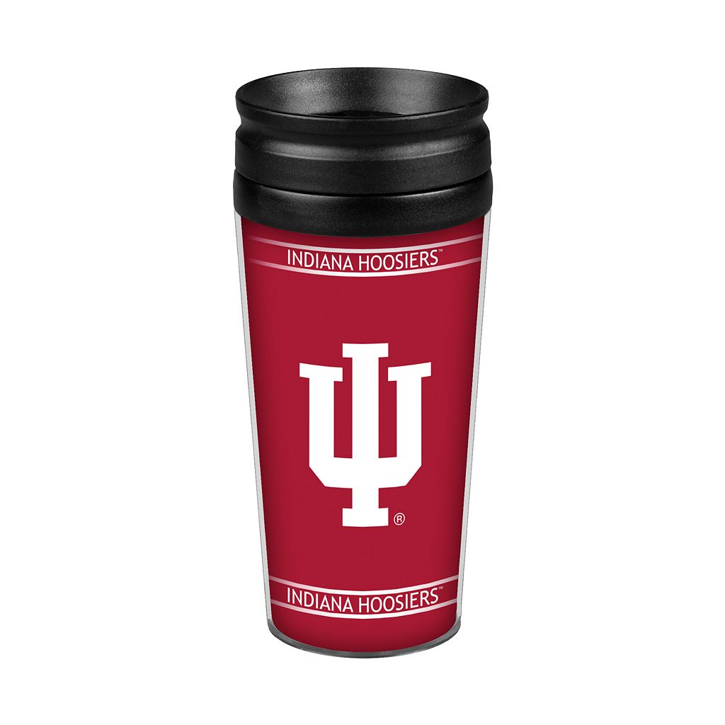 Boelter Indiana Hoosiers Travel Tumbler Set