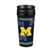 Boelter Michigan Wolverines Travel Tumbler Set