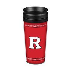 Boelter Rutgers Scarlet Knights Travel Tumbler Set