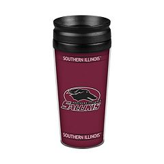 Boelter Southern Illinois Salukis Travel Tumbler Set