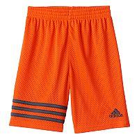 Boys 4-7x adidas Striped Performance Shorts