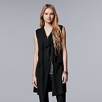 Women's Simply Vera Vera Wang Simply Separates Long Vest
