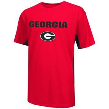 Boys 8-20 Campus Heritage Georgia Bulldogs Ultra Tee