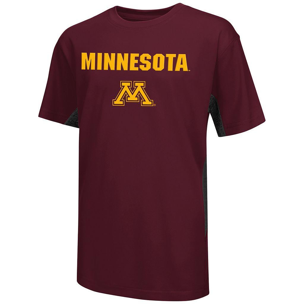 Boys 8-20 Campus Heritage Minnesota Golden Gophers Ultra Tee