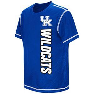 Boys 8-20 Campus Heritage Kentucky Wildcats Sleet Tee