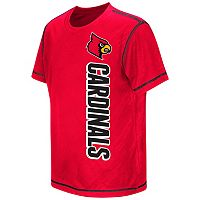 Boys 8-20 Campus Heritage Louisville Cardinals Sleet Tee
