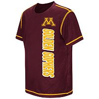 Boys 8-20 Campus Heritage Minnesota Golden Gophers Sleet Tee