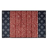 SONOMA Goods for Life™ Ultimate Performance Americana Stripe Rug - 20'' x 34''
