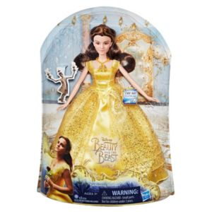 Disney's Beauty & the Beast Enchanting Melodies Belle Doll by Hasbro