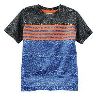 Boys 4-8 OshKosh B'gosh® Colorblock Striped Active Tee
