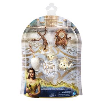 Disney's Beauty and the Beast Castle Friends Collection by Hasbro