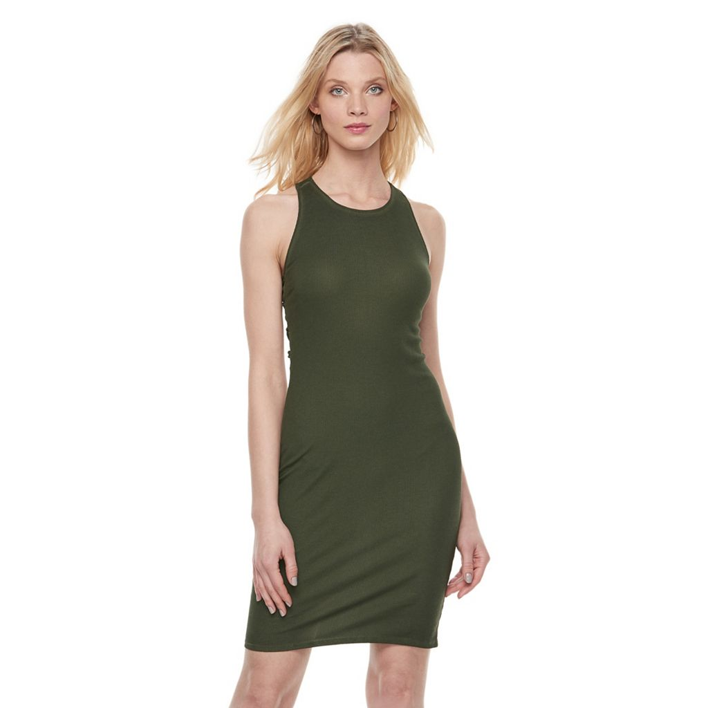 Women's Rock & Republic® Ribbed Tank Dress