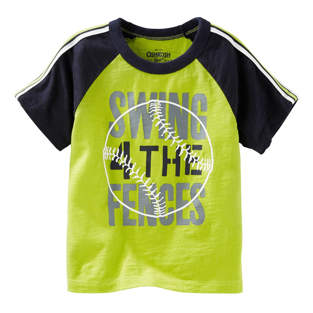 Toddler Boy OshKosh B'gosh® Sport Graphic Tee