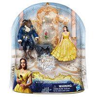 Disney's Beauty and the Beast Enchanted Rose Scene Set by Hasbro