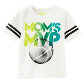 Toddler Boy OshKosh B'gosh® Family Statement Sport Graphic Tee