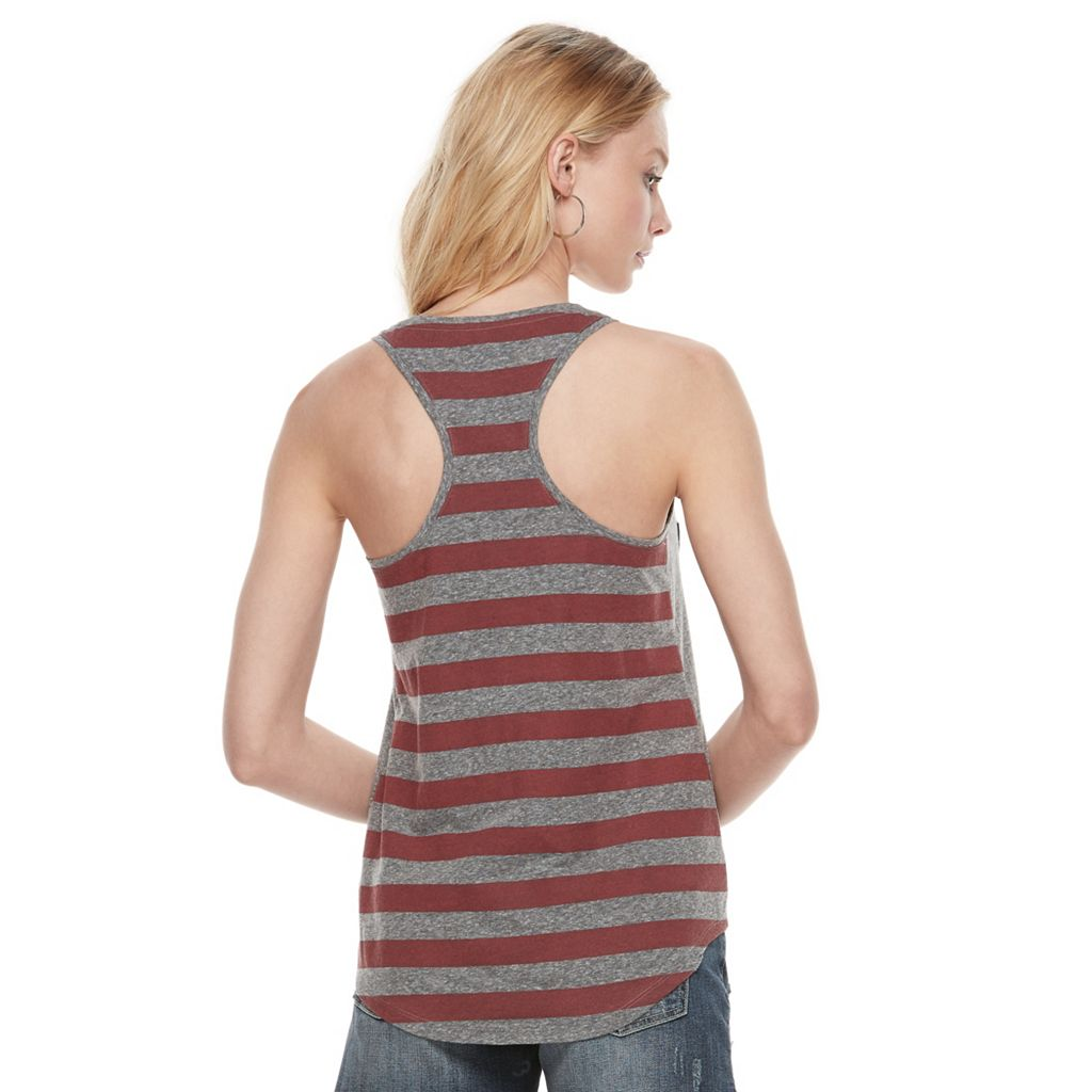 Women's Rock & Republic® Stars & Stripes Graphic Tank