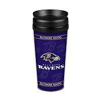 Boelter Baltimore Ravens Travel Tumbler Set