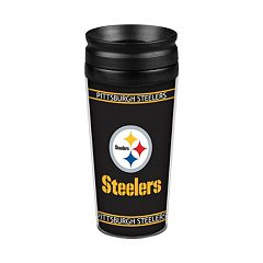Boelter Pittsburgh Steelers Travel Tumbler Set