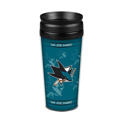 Boelter San Jose Sharks Travel Tumbler Set