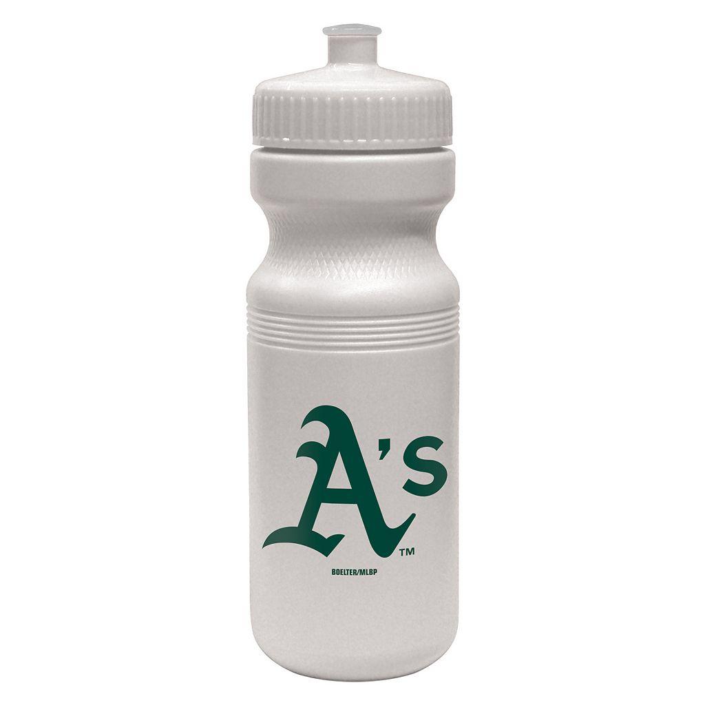 Boelter Oakland Athletics Water Bottle Set