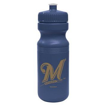 Boelter Milwaukee Brewers Water Bottle Set