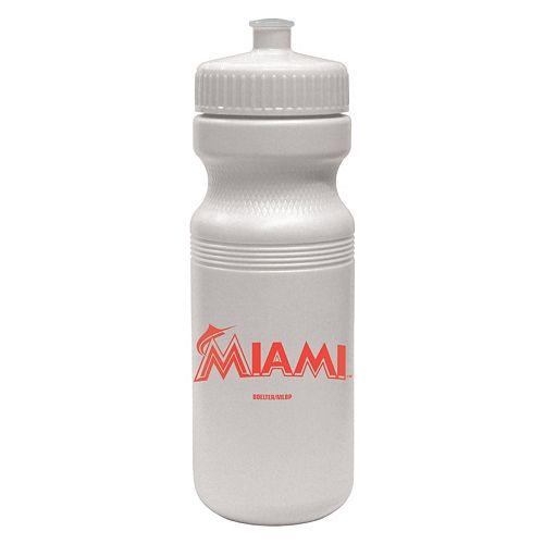 Boelter Miami Marlins Water Bottle Set