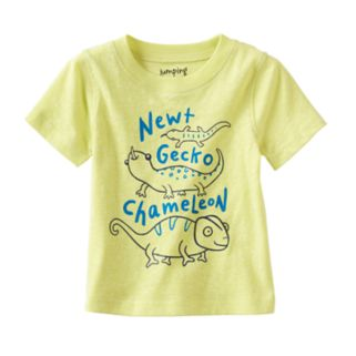 Baby Boy Jumping Beans® Animal Graphic Tee