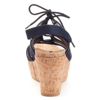 SONOMA Goods for Life™ Lenix Women's Wedge Sandals