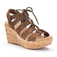 SONOMA Goods for Life™ Lenix Women's Wedge Sandals