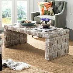 Safavieh Woven Coffee Table