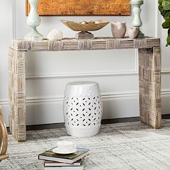 Safavieh Woven Console Table
