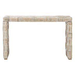 Safavieh Woven Console Table