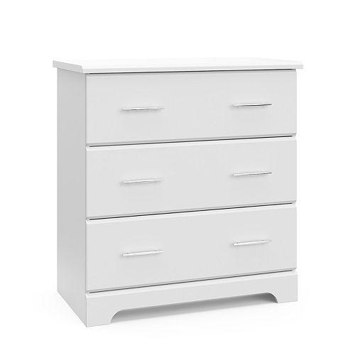 Stork Craft Brookside 3 Drawer Dresser