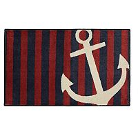 SONOMA Goods for Life™ Ultimate Performance Americana Anchor Rug - 20'' x 34''