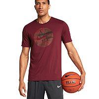 Big & Tall Nike Dri-FIT Performance Basketball Tee
