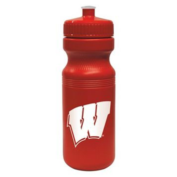 Boelter Wisconsin Badgers Water Bottle Set