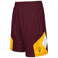 Boys 8-20 Campus Heritage Arizona State Sun Devils Sleet Shorts