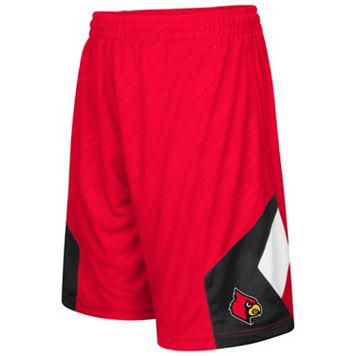 Boys 8-20 Campus Heritage Louisville Cardinals Sleet Shorts