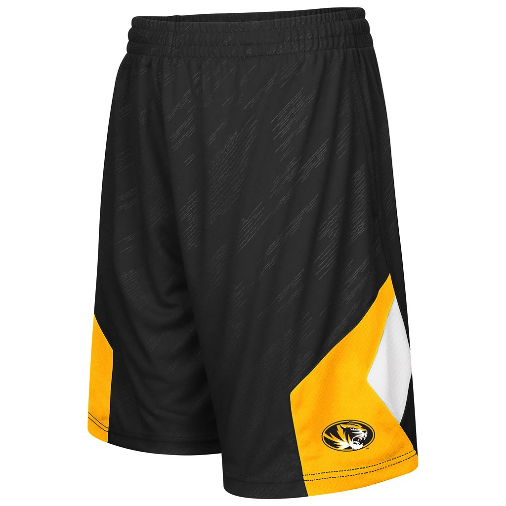 Boys 8-20 Campus Heritage Missouri Tigers Sleet Shorts