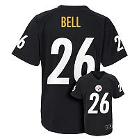 Boys 8-20 Pittsburgh Steelers Le'Veon Bell Replica Jersey
