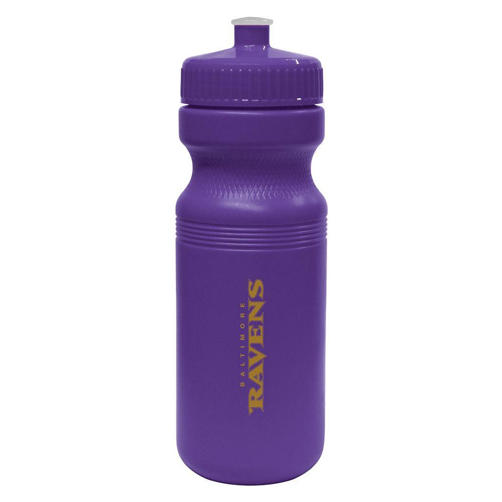 Boelter Baltimore Ravens Water Bottle Set