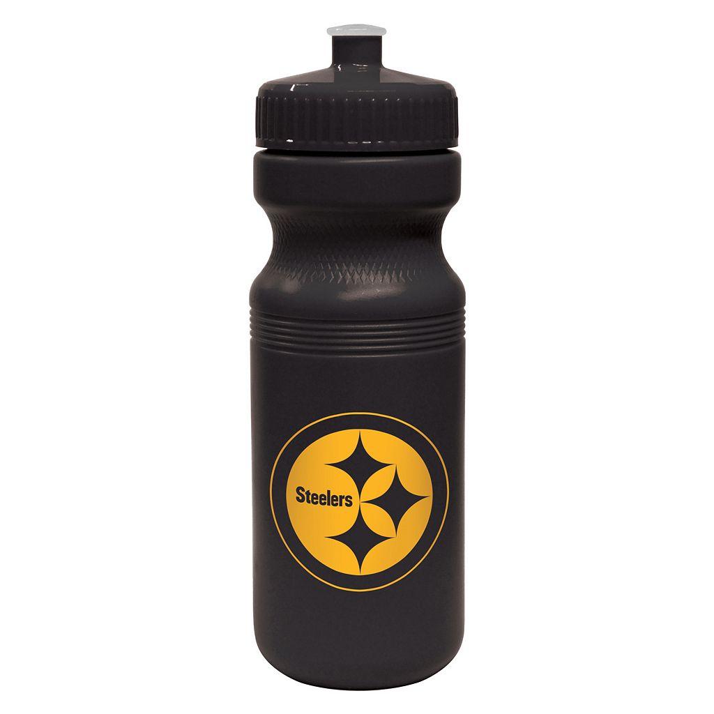 Boelter Pittsburgh Steelers Water Bottle Set