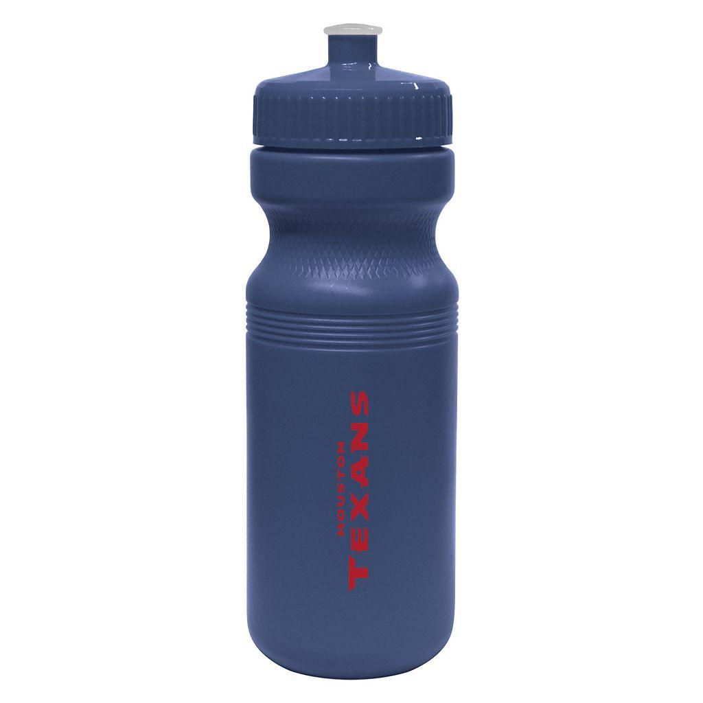 Boelter Houston Texans Water Bottle Set